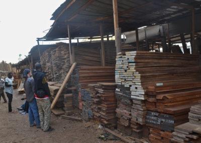 Wood Senegal 1