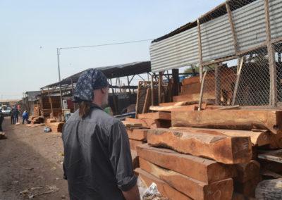 Wood Senegal 2
